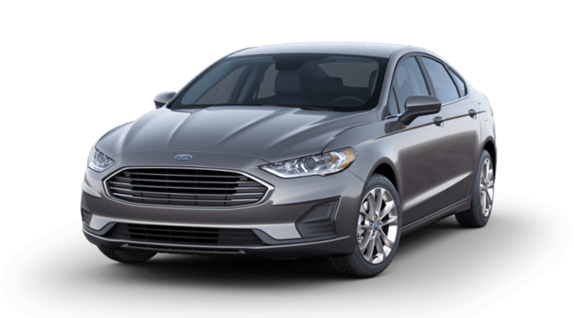 2019 Ford Fusion SE Sedan near Boston